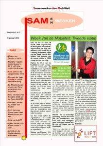 SAM Magazine, editie 6
