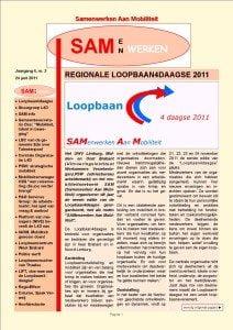 SAM Magazine, editie 12