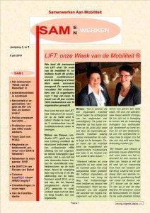 SAM Magazine, editie 8