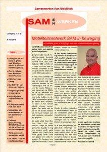 SAM Magazine, editie 7