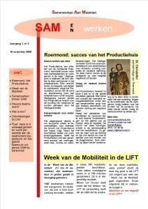 SAM Magazine editie 2