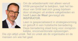 intro_leen de waal_SAM netwerk